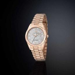 Bracciale bimba oro bianco e diamante leBebé ''Le Briciole'' LBB338