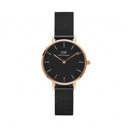 Orologio Daniel Wellington Ashfield Rose Gold  - Classic petite